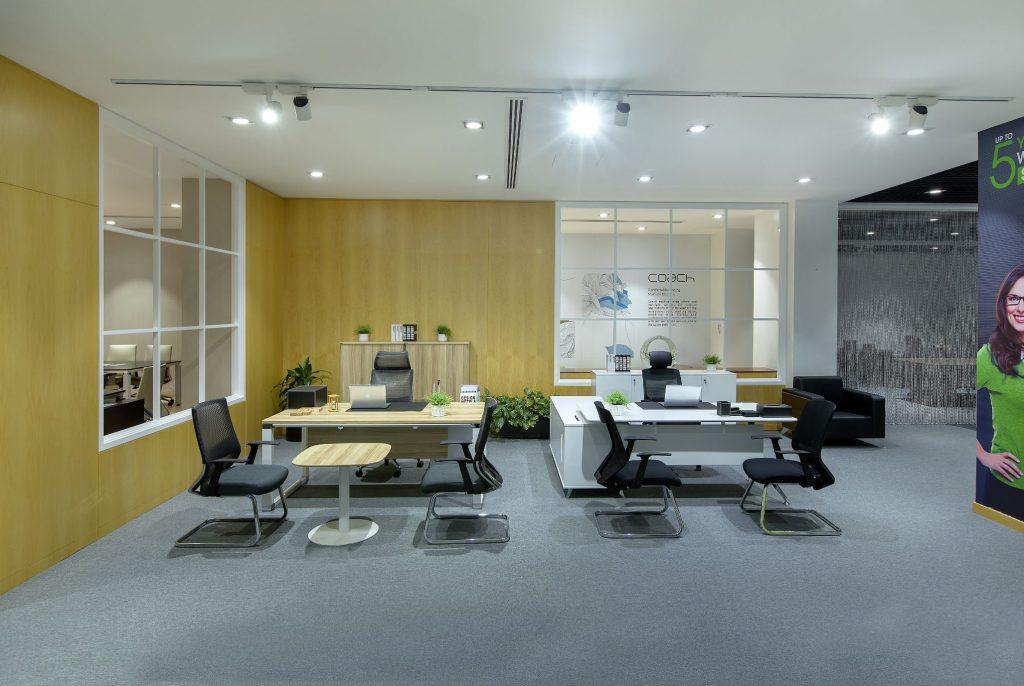 Hitec Offices Showroom in Dubai UAE