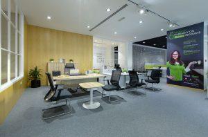 Hitec Offices - Office Desk Office Chair Furniture Showroom Dubai