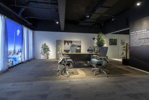 Hitec Offices - Executive Office Furniture Showroom Dubai