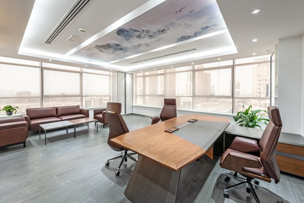 Workplace Solutions | Office Furniture Commercial Projects