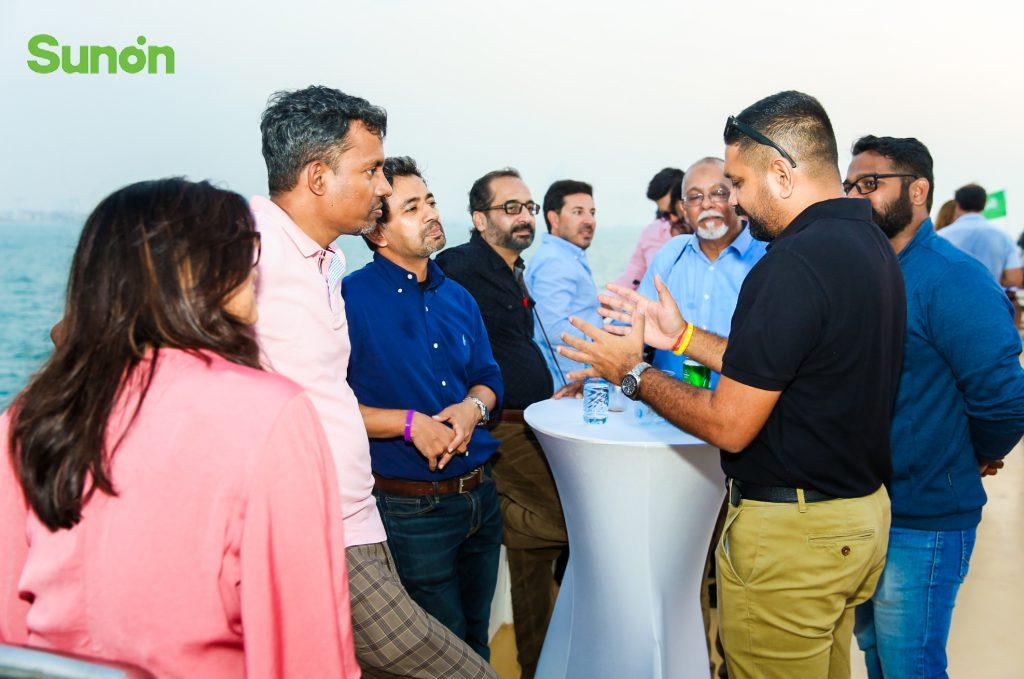 Sunon Designer Journey Dubai 2019