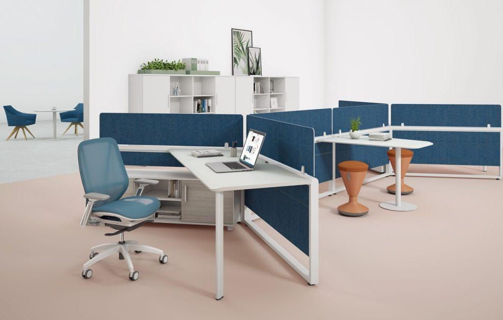 Lambor Height-Adjustable Table
