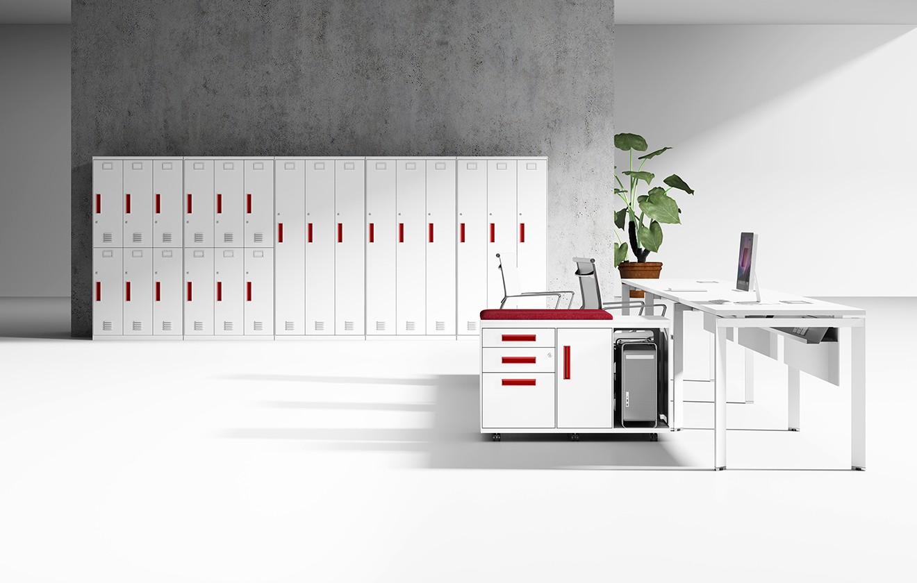 Steelbox Metal Filing Cabinet