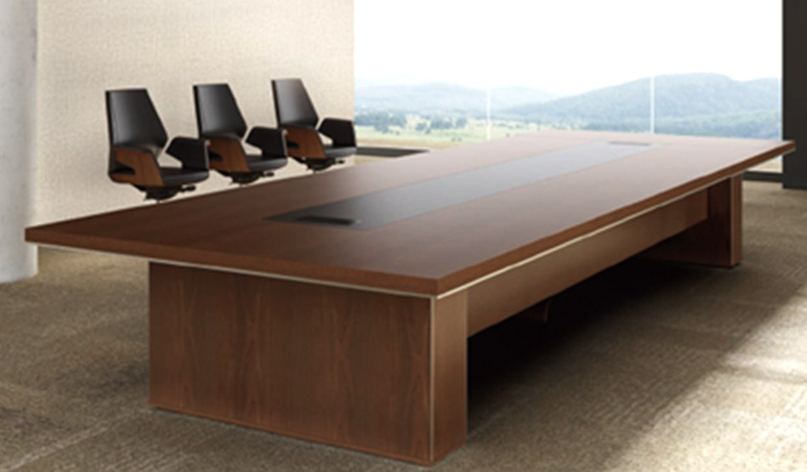 Ming Executive Melamine Office Conference Desks