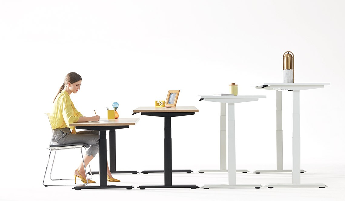 How to Get the Best out of Height Adjustable Tables - Hitec Offices