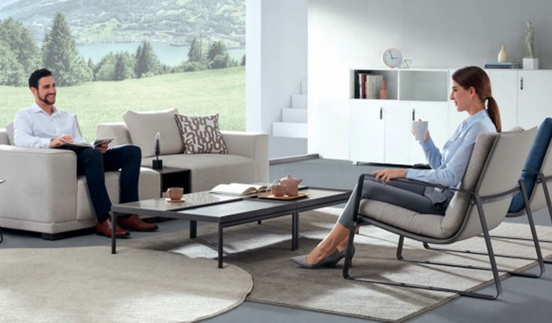 General Coffee Table - Premium Office Furniture - Hitec Offices