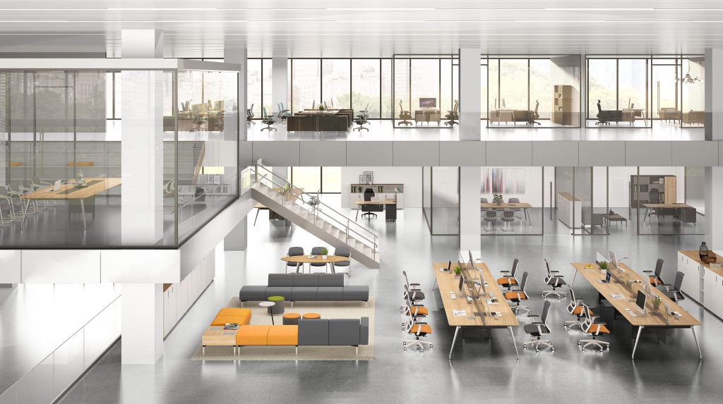 Workplace 2030 - Hitec Offices
