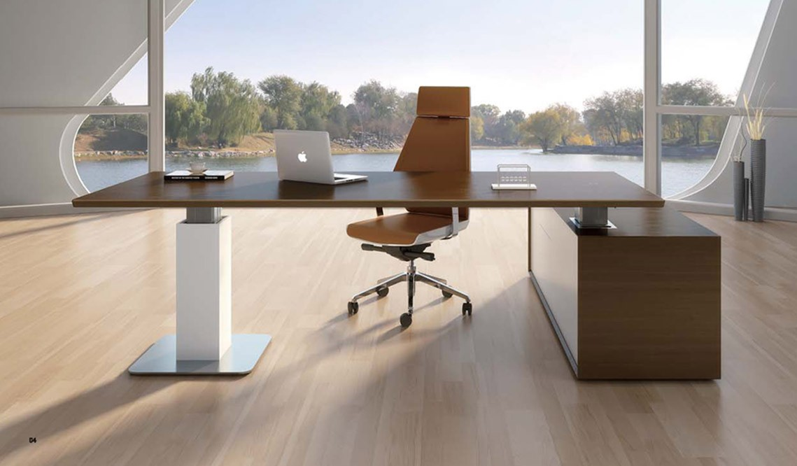 Picture of: Height Adjustable Desks Sit To Stand Desks For Offices