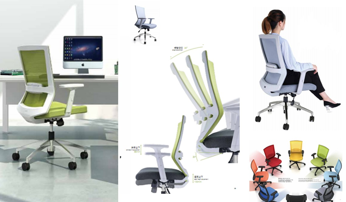 Iron Office Chair Office Furniture