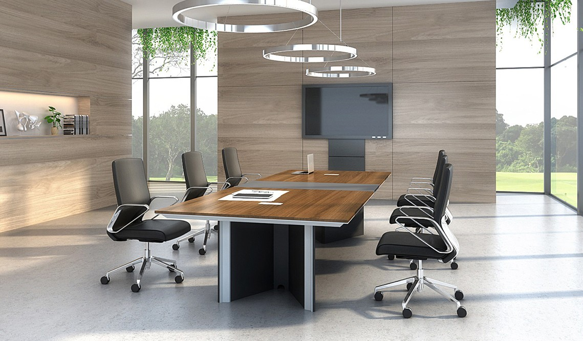 Mingrui Executive Melamine Office Furniture