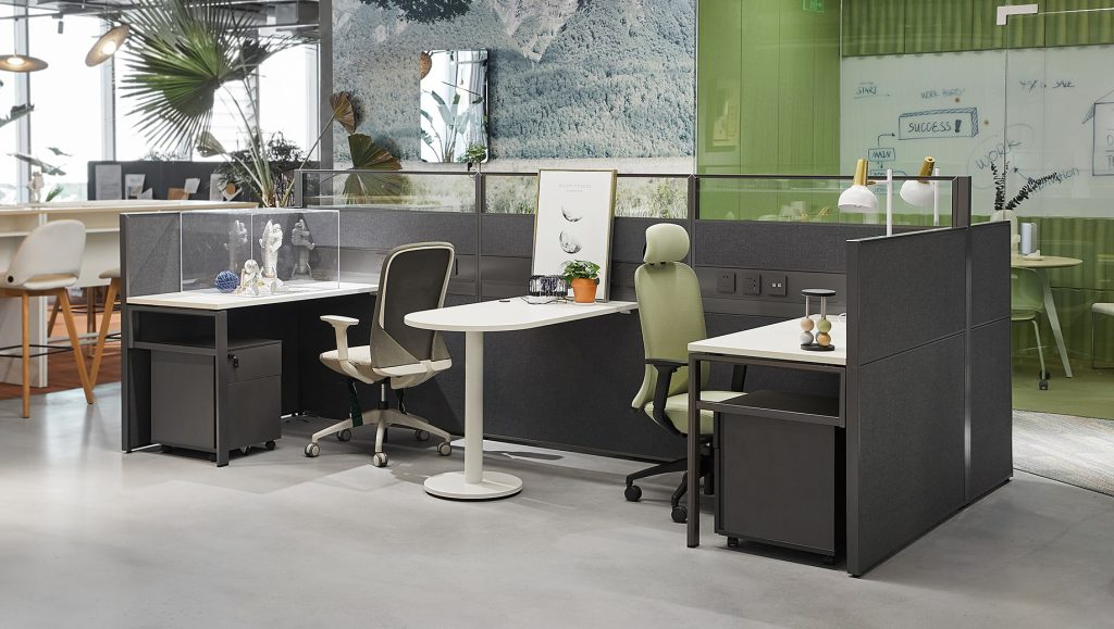 Vera Panel Based Workstations Office Furniture