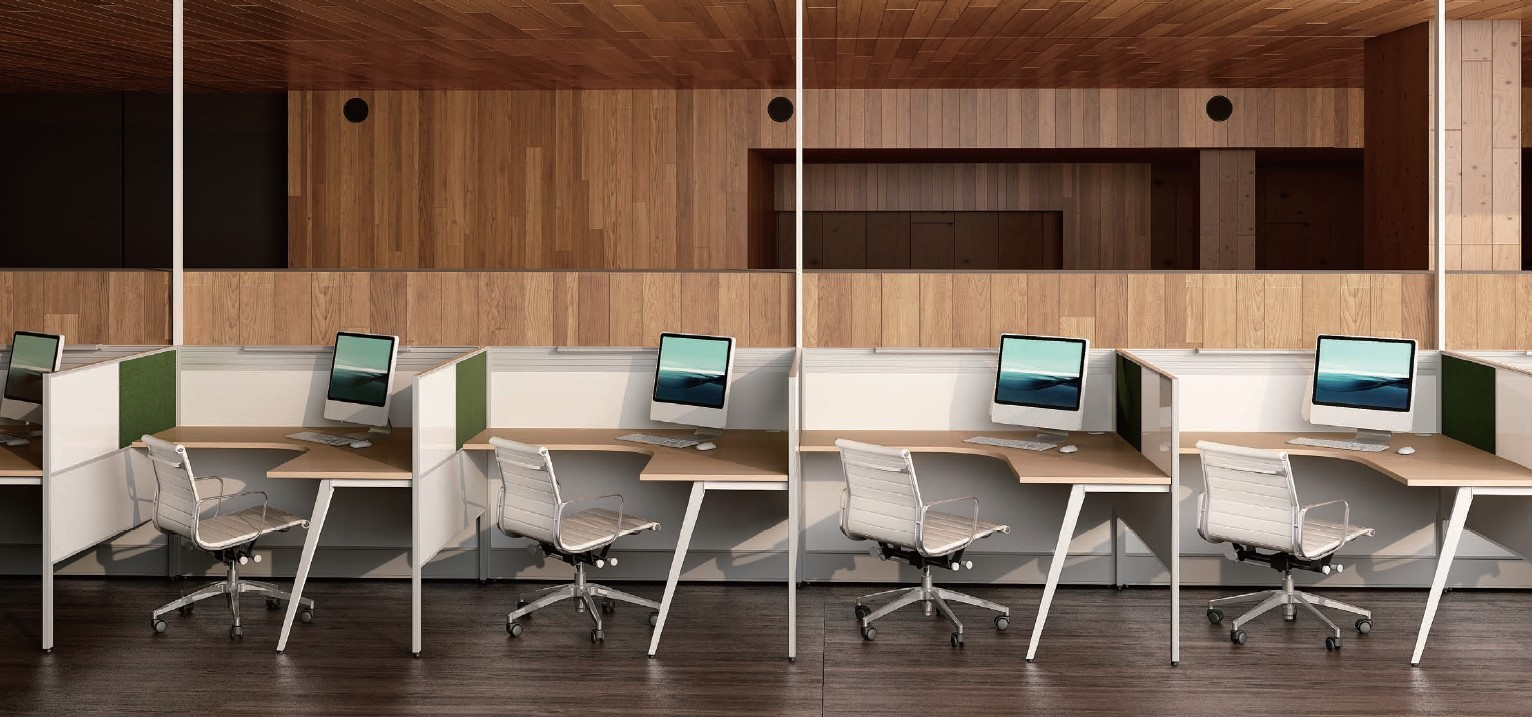 Vera Workstations System - Office of the Future
