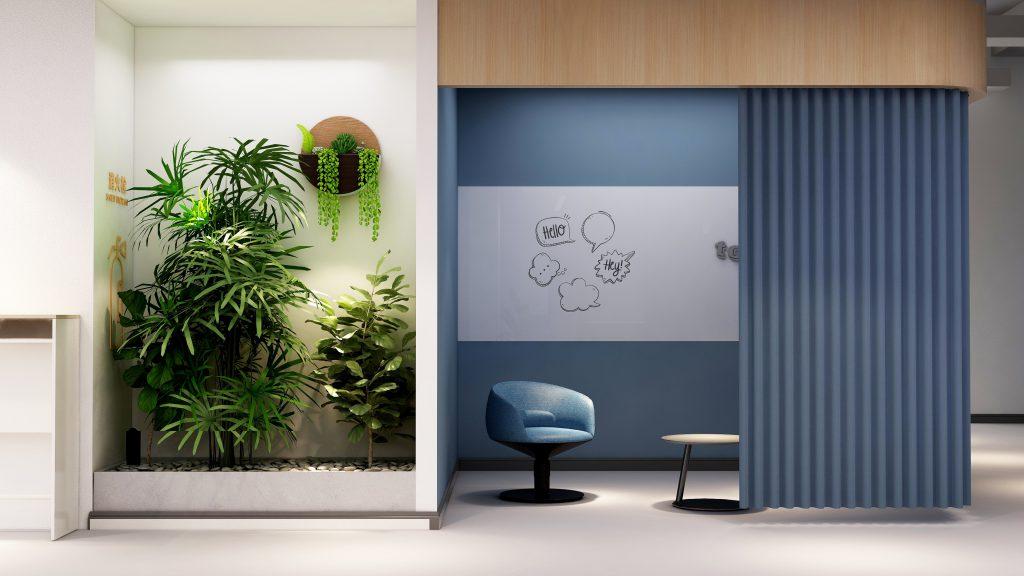 Multi-sensory office design tips