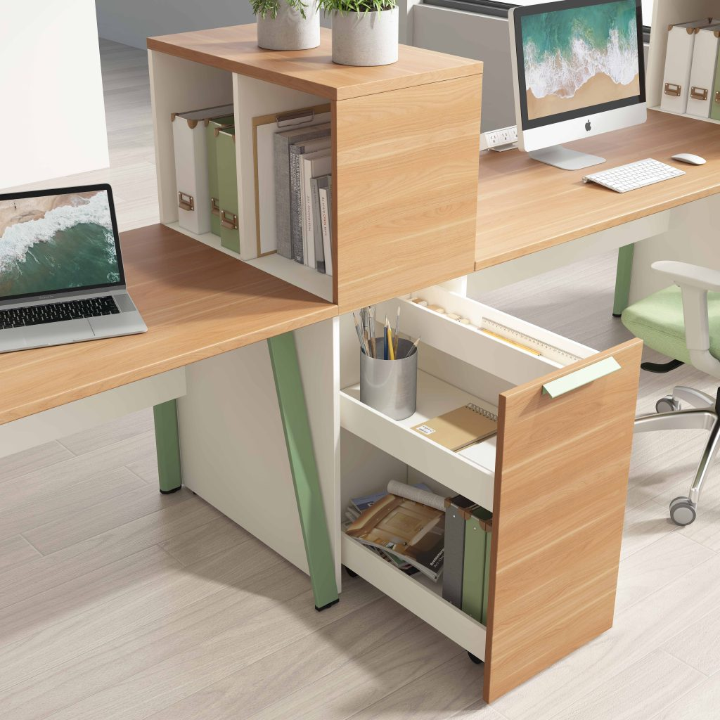 Multifunctional Office Storage