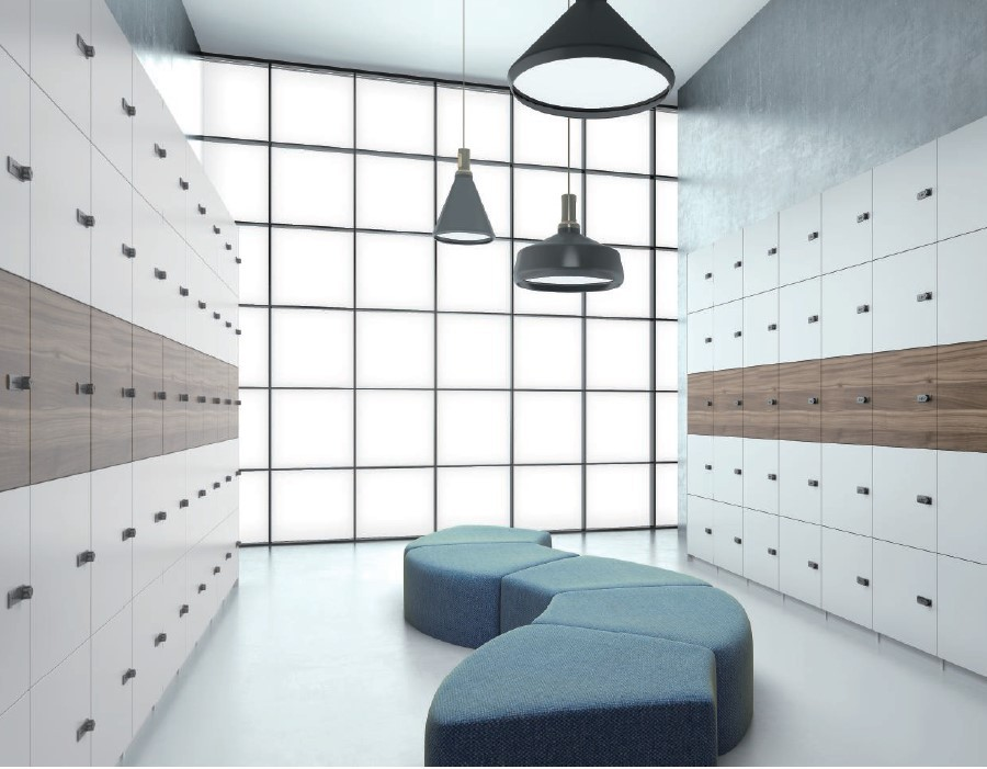 Office Storage Lockers