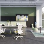 Resimercial Design - Hitec Offices - Office Furniture Dubai