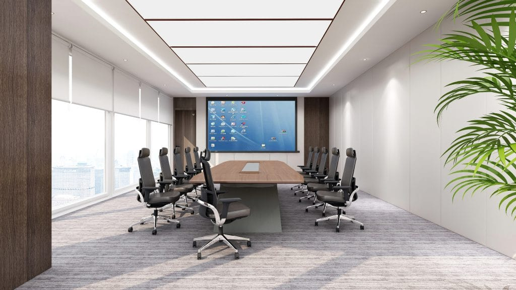 Acoustic Office Design for Remote Workforce