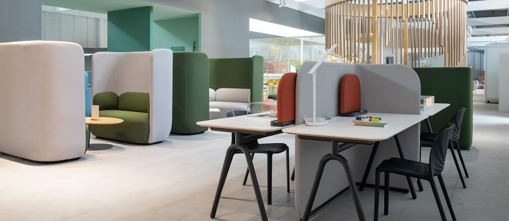 New Age Office Furniture Design for Remote Workforce