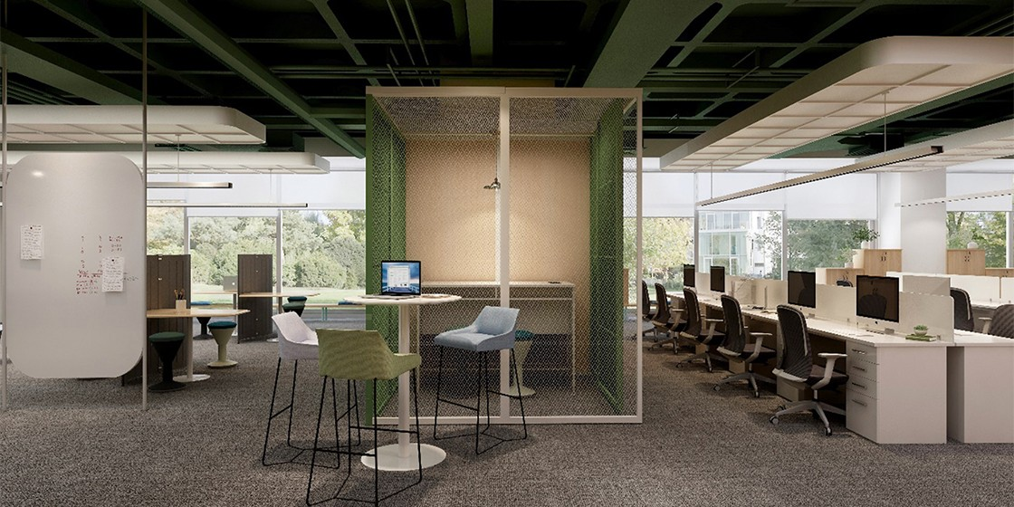 Why Inclusive Office Design