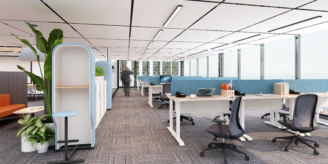 Features of Inclusive Office Design
