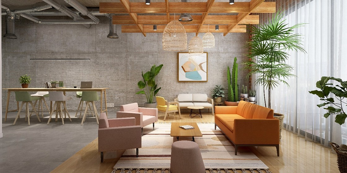 Sustainable Workplace Design