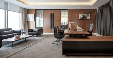 Aulenti Executive Office Furniture for Private Office